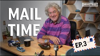 James May opens the weirdest fan mail yet! | Mail Time Ep.3