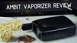vivant ambit dry herb vaporizer review