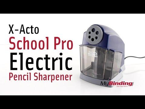 X-Acto School Pro Electric Pencil Sharpener
