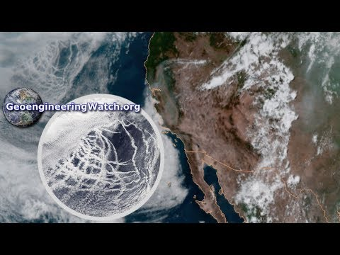 Climate Engineering Cover-Up: Geoengineering Over Our Oceans ( Dane Wigington )