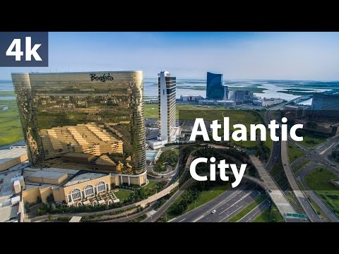 Atlantic City Drone