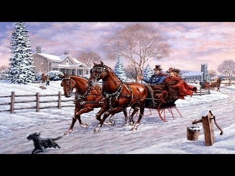 Happy Christmas Music - Sleigh Ride