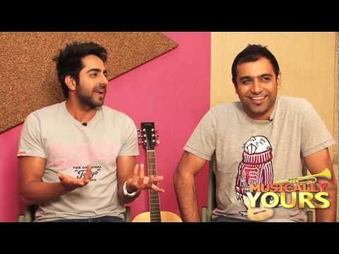 Ayushmann Khurrana - Rochak Kohli Exclusive on Nautanki Saala! music