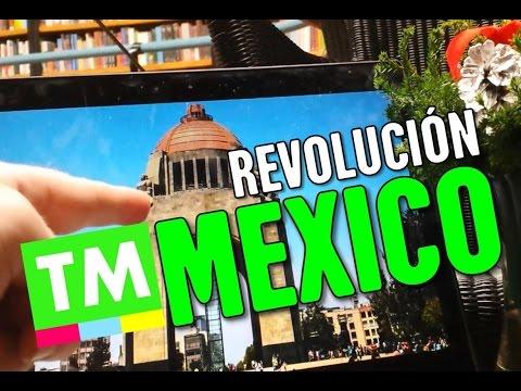 Monumento a la Revolución + 'Cafebrería' El Péndulo, Mexico City