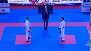 Download Video Rafael Aghayev vs Logan Da Costa - Bronze Male Kumite -75Kg (Premier League Dubai 2019) MP3 3GP MP4