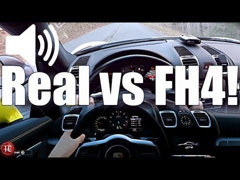 SOUND CHECK! Real Life vs Forza Horizon 4! thumbnail