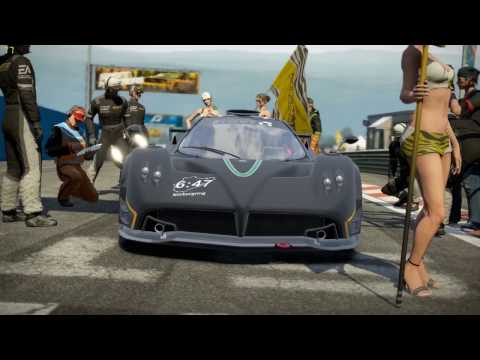 Pagani Zonda R - Nurburgring lap record [Shift 2: Unleashed]