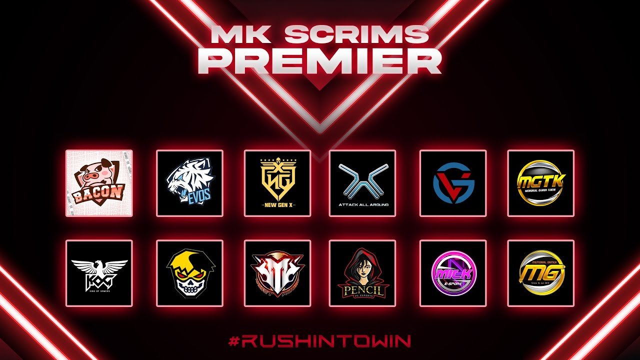 Free Fire : MK PREMEIR SCRIMS DAY4 WEEK8 ห้องซ้อม No.1 ประเทศไทย