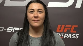 Molly McCann Still Wants UFC Liverpool Call Up, But Won't Beg l Cage Warriors 92 Interview
