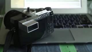 DIY base  wievfinder for GX80 without eyecup(база для наглазника)