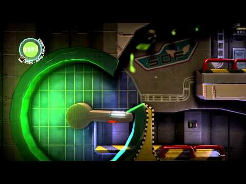 Little Big Planet 2 - S.D.F. (Sky Defense Force) by Alley_Cat_8633