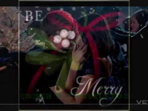 Justin Bieber. Mistletoe. Merry Christmas. - YouTube