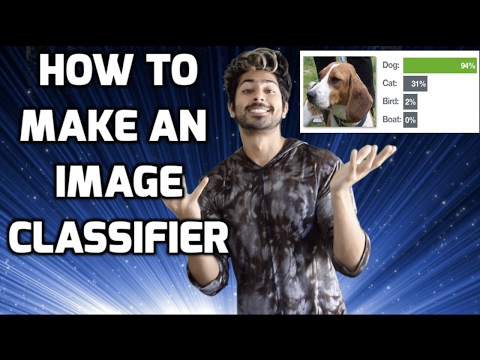 How to Make an Image Classifier - Intro to Deep Learning #6