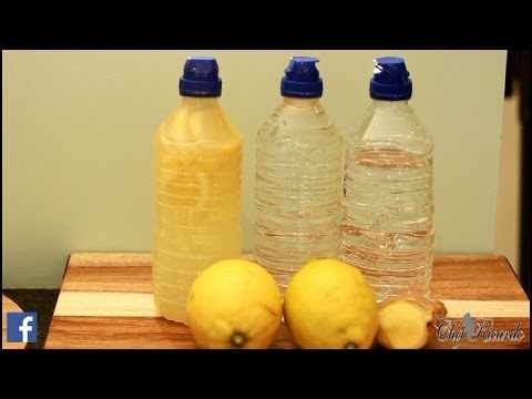Lemon water for weight loss recipe