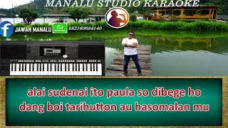 Download SIRANG DO HAPE UJUNGNA ITO- KARAOKE BATAK-VERSI KEYBOARD YAMAYA 970