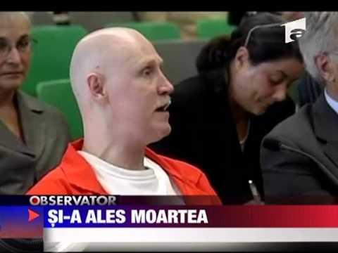 Si-a ales moartea in fata plutonului de executie 18 IUNIE 2010