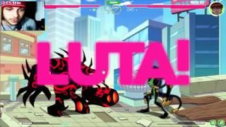 Conflito Final Ben 10 Omniverse : Esta Todo Bugado =(