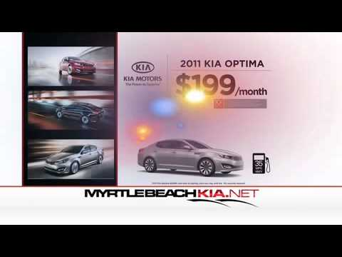 Myrtle Beach Kia   July Advertising   Commercial 1   YouTube