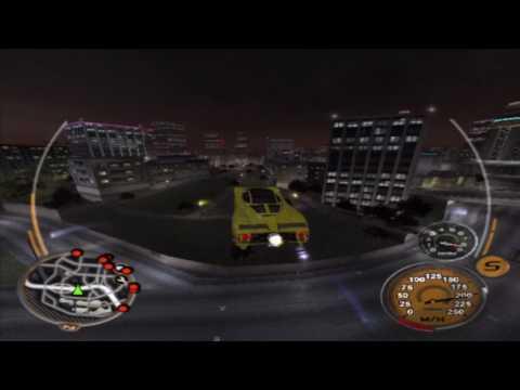 Midnight Club 3: DUB Edition Remix Gameplay Walkthrough - San Diego Rockstar Logo Location 7 of 12