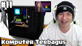 PC Terbagus Buat Main Game - Streamer Life Simulator Indonesia -  Part 11