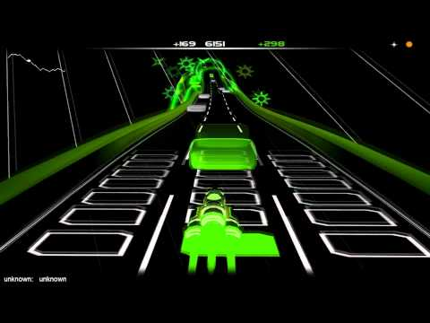 Death Note Monster-(Audiosurf)