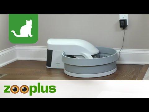 selbstreinigende-katzentoilette- -petsafe®-simply-clean™-automatic-litter-box- -zooplus.de