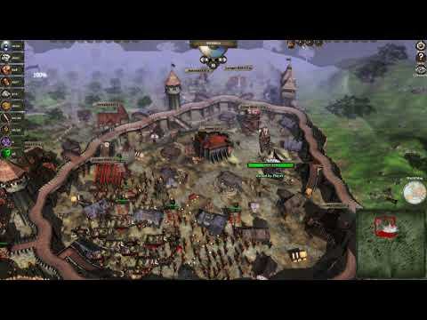 The Plague: Kingdom Wars - Gameplay 9 - More town improvements |