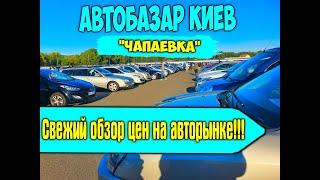 Авторынок Киев 2020 ЦЕНЫ на автобазаре Чапаевка. Свежий обзор цен на #авто.