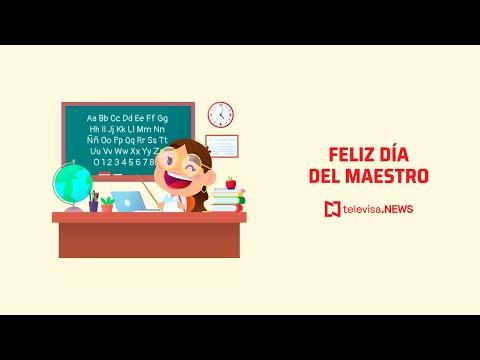 15 de mayo, Día del maestro   ¿Cuál es su origen?