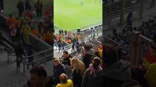 Dortmund Vs Hertha Berlin fight