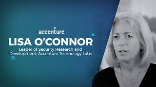 Team8 Rethink Cyber TLV 2017 - Lisa O'Connor, Head of Global Security R&D, Accenture Technology Labs