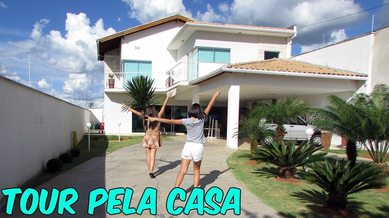 Tour pela casa youtube - Casa de fotos ...