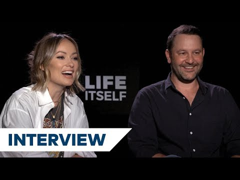 Life Itself's Olivia Wilde & Dan Fogelman On Why The Script Is So Accurate Of Real Life | TIFF 2018 Mp3