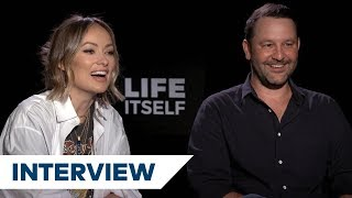 Life Itself's Olivia Wilde & Dan Fogelman On Why The Script Is So Accurate Of Real Life | TIFF 2018