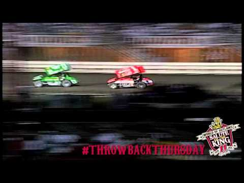#ThrowbackThursday: World of Outlaws Sprint Cars 1995 Knoxville Raceway