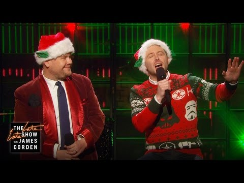 The Star Wars Song w/ Chris Hardwick (Christmas Song Parody)