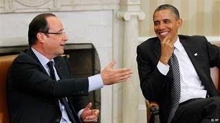أخبار الآن - قمة أمريكية فرنسية اليوم تركز على سوريا وإيران وأوكرانيا