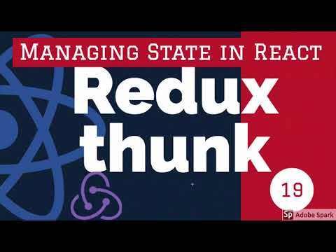 Redux Thunk with Blog Application