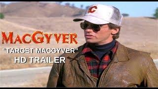 Gambar cover MacGyver (1985) Blu-Ray Target MacGyver Trailer #1- Richard Dean Anderson