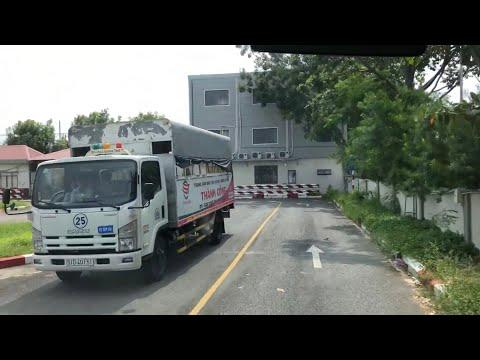 Sát Hạch Lái Xe Thành Công Hạng C 2018