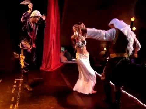 Arabian Cabaret com Flá Gagliardi, Jow Mohamed e H...