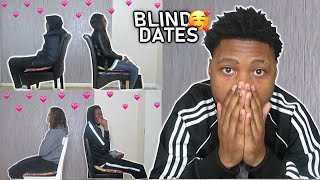"I PUT MY FRIENDS ON "" BLIND DATES "" TO FIND THEM A VALENTINE!!! 😍 