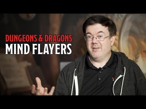 Mind Flayers in Dungeons & Dragons