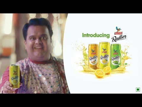 Introducing Kingfisher Radler! Refreshing, Non Alcoholic Drink! #KFinGujarat