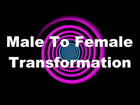 Hypnosis: Male to Female Transformation (Request)