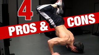 Calisthenics Workouts: Pros and Cons (TOP 4!) thumbnail
