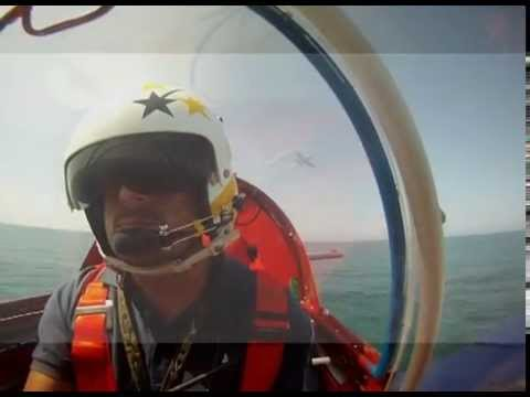 Star 12.dv Corby Starlet over the sea - Summer 2012