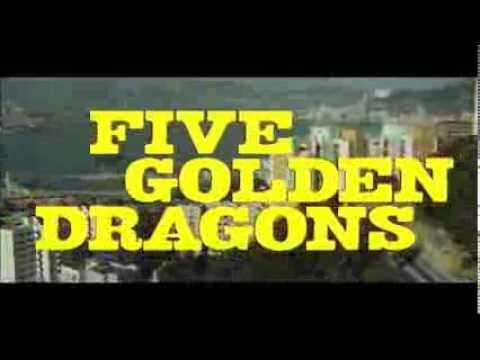 Five Golden Dragons is listed (or ranked) 41 on the list The Best Klaus Kinski Movies