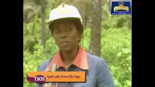 National Youth Service Corps Program (NYSC) - Nigerian News of the 80s