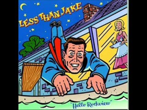 Less Than Jake - Last One Out Of Liberty City